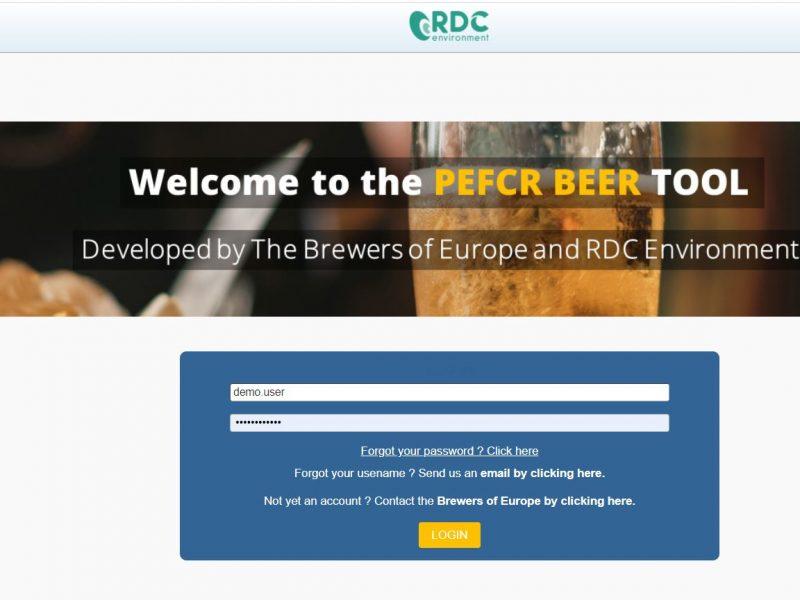 Beschermd: Een toegankelijk levenscyclusbeoordelingsinstrument voor brouwers in Europa LCA PËFCR biertoolsoftware
