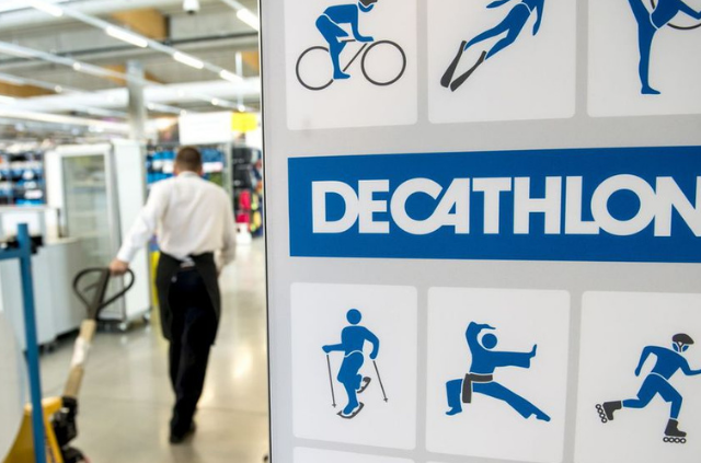Development of life cycle inventories for DECATHLON
